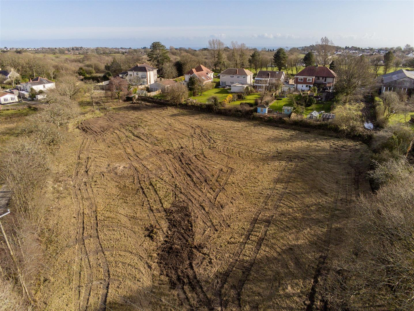 2a Northway, Plot with Planning, Bishopston, SA3 3JN